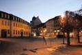 Weimar: Straßenbeleuchtung am Frauenplan . Vieselbacher Elektroservice GmbH (Foto: lichtraum, Torsten Müller)